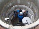 Odstranění železa a tvrdosti vody filtrem A35EXtreme+ET 02/06-Heřmanův Městec