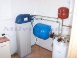 Změkčení vody filtrem A30K kabinet Slim - Trnava