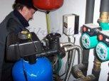 Změkčení a odstranění manganu filtrem A 60 K-Březí