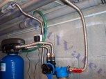 Odstranění železa a manganu odželezňovacím filtrem A 60 D + ET - Dobřejice