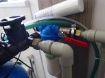 Odstranění železa, manganu a tvrdosti vody filtrem A60EXtreme-Chotýš