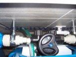 Změkčení a odželeznění vody filtrem A35K v kabinetovém provedení - Nová Ves I.