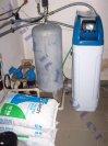 Změkčení vody změkčovacím filtrem A 35 K - Hradištko