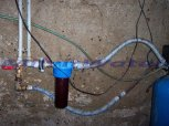 Repase filtru z MTM na P300 - Halouny