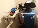 Odstranění tvrdosti vody centrálně A35K standard+snížení konduktivity ROME 50-Mokošín