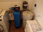 Odstranění železa a tvrdosti vody filtrem A35EXtreme standard-Libotín