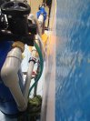 Odstranění tvrdosti vody filtrem A35K standard-Bylany