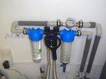 Odstranění železa a manganu filtrem A35P300-Dolní Lomná
