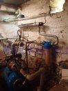 Odstranění bakterií UV lampou LUXE typ 5-Masečín