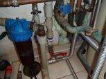Odstranění železa a tvrdosti vody filtrem A35EXtreme standard-Vykáň