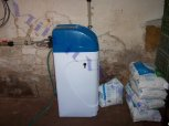 Změkčení vody změkčovacím filtrem A 35 K v kabinetovém provedední + RO - Kostomlaty nad Labem