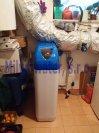 Změkčení vody změkčovacím filtrem A35K kabinet-Bošov
