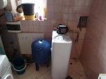 Změkčení vody filtrem A35K kabinet-Dolní Břežany