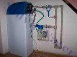 Změkčení vody filtrem A 35 K v kabinetovém provedení - Ždánice