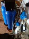 Změkčení vody filtrem A 25 K a odželeznění filtrem A 60 D + ET - Kralupy nad Vltavou