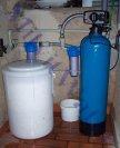 Změkčení vody filtrem A 30 K WG 5600 - Tochovice