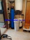 Odstranění železa a manganu filtrem A60EXtreme - Malé Kyšice