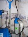Odstranění železa a tvrdosti vody filtrem A 35 EXtreme kabinet+UV lampa-Bylany