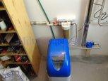 Snížení dusičnanů filtrem A15AN Plus a odstranění bakterií UV lampou SC12-Velká Hraštice