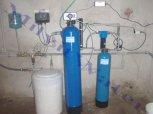 Změkčení vody filtrem A 60 K + UV + UH - Vraňany