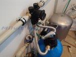 Zvýšení pH a odstranění bakterií filtrem PA 35 pH+ET impulsní s vodoměrem-Rumburk