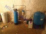 Odstranění tvrdosti vody, CHSK Mn a dusitanů filtrem A35EXtreme-AN+odstranění bakterií dávkovacím če