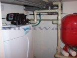 """Změkčení a odželeznění vody filtrem A 35 EXtreme G1"""" v kabinetovém provedení - Libice nad Cidlinou"""