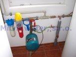 Odstranění bakterií pomocí UV lampy-Dolní Břežany