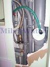 Změkčení vody a odstranění drobného železa změkčovacím filtrem A 30 K Slim-Ohrada