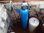 Odstranění tvrdosti vody, železa a bakterií A60EXtreme+UV lampa-Neratovice