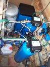 Odstranění železa a bakterií filtrem A35D s ET,změkčení vody filtrem A35K a odstranění bakterií filt