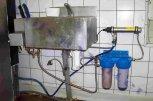 Filtrace na likvidaci bakterií a arsenu - Čáslavice