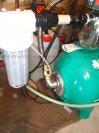 Odstranění železa, manganu, amonných iontů a tvrdosti vody fitlrem A35EXtreme+odstranění bakterií ET