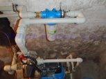 Změkčení vody filtrem A35K standard-Polní Chrčice