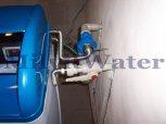 """Odstranění tvrdosti vody změkčovacím filtrem A 35 K G1"""" v kabinetovém provedení - Zdiby"""