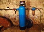 Odstranění železa, manganu a tvrdosti vody filtrem A35EXtreme-AA standard-Miškovice