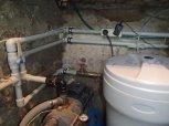 Změkčení vody filtrem A35K-Dobřichov