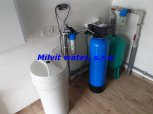 Odstranění železa a tvrdosti vody filtrem A35EXtreme a odstranění bakterií UV lampou - Hradišťko I.