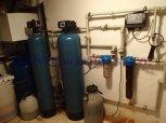 Odstranění železa, manganu a bakterií filtrační sestavou s dávkovacím čerpadlem - Nekmíř
