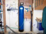 """Instalace-Babice u Prachatic-Odstranění železa a tvrdosti vody filtrem A 60 K G1"""""""