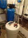 Odstranění tvrdosti vody, železa a bakterií A100K+UV LUXE12-Praha, Běchovice