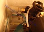 Odstranění kolísavého železa a manganu filtrem A35EXtreme standard-Kámen