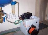 Odstranění dusičnanů filtrem A 15 AN kabinet-Mukařov, Srbín