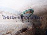 """Napojení odpadu - Změkčení vody automatickým filtrem A 60 K G1"""" - Kolín"""