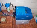 """Změkčení vody změkčovacím filtrem A 15 K G1"""" v kabinetovém provedení - Samopše"""