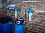 Změkčení vody a odstranění železa filtrem A35K standard-Velim