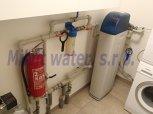 Změkčení vody filtrem A30K kabinet Slim-Český Brod