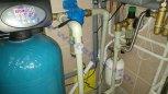 Změkčení vody a snížení amonných iontů filtrem A80EXtreme-Třebětice