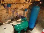 Odstranění železa, manganu a tvrdosti vody filtrem A60EXtreme-K-Starý Kolín