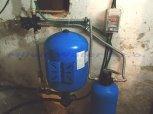 Zvýšení pH filtrem PA35pH-Rejčkov